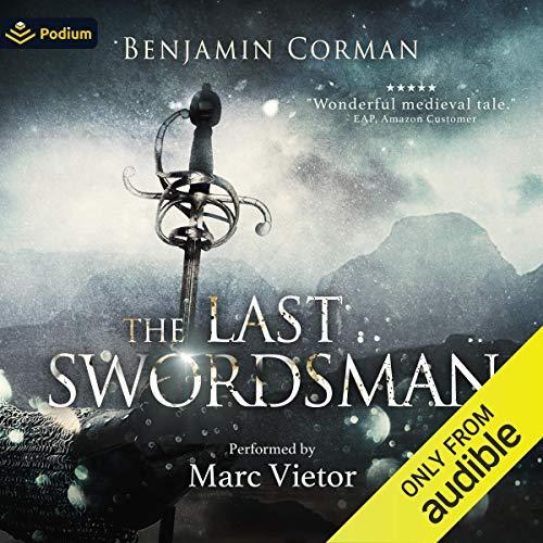 The Last Swordsman cover art