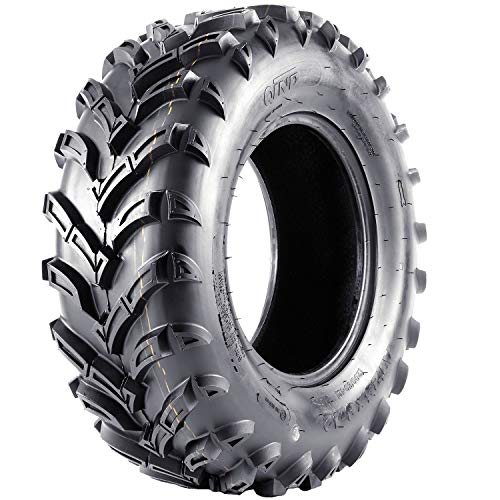 VANACC ATV Tire 25x8-12 6PR AT Tire 25x8x12 Tires for Honda Foreman 500