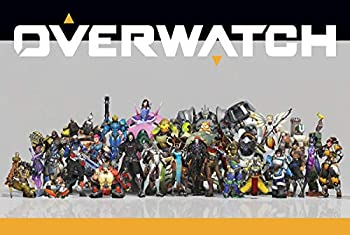 Overwatch Poster 24in x 36in Game by Poster