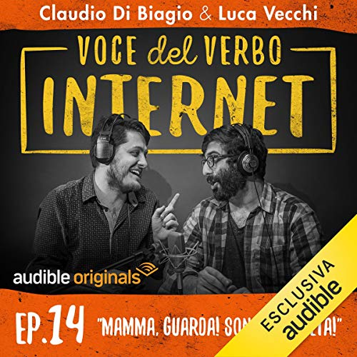 Mamma, guarda! Sono un asceta! cover art