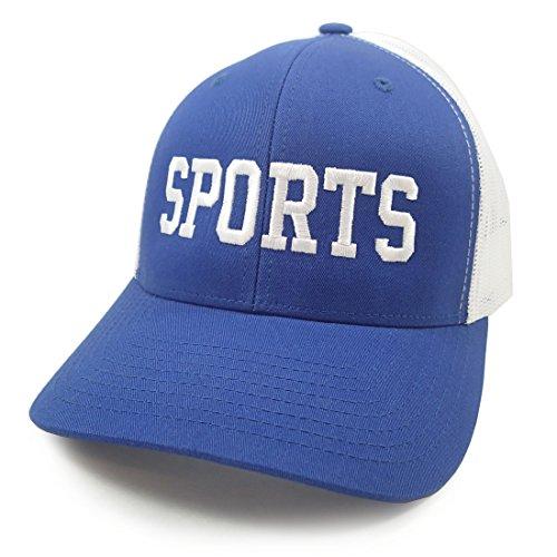 Luso The Sports Hat (Royal/White)