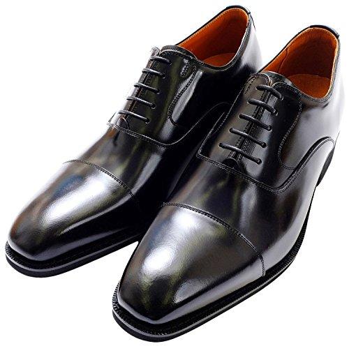 北嶋製靴工業所『ロングノーズストレートチップ』