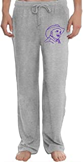 Hefeihe Garth Brooks Funny Logo Men's Sweatpants Lightweight Jog Sports Casual Trousers Running Training Pants