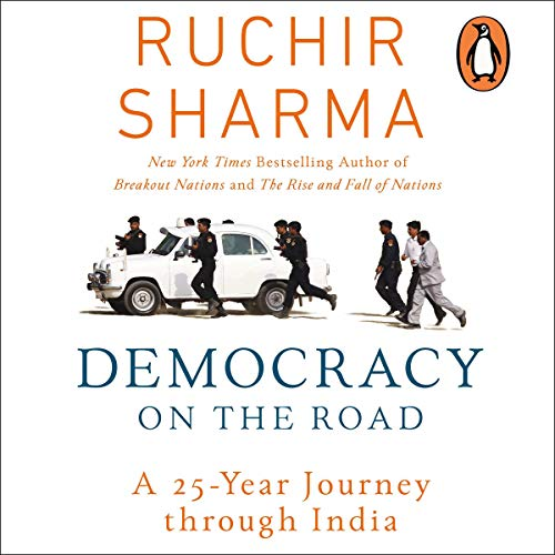 Couverture de Democracy on the Road