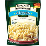 Enveloped in a creamy, buttery parmesan sauce An italian classic Hearty and delicious Easy to prepare mix 0 grams trans fat