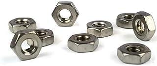 Recess=3//4 250pcs Hex Socket Drive Plain Steel 3//4-16 Internal Wrenching Allen Nuts Brand Ships FREE in USA by Aspen Fasteners Holo-Krome r