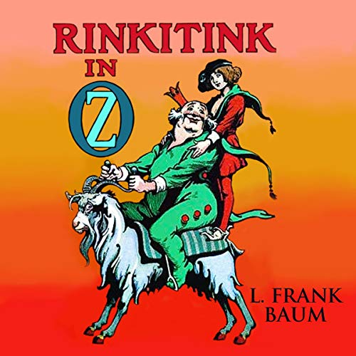 Rinkitink in Oz cover art