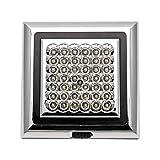 Riloer Luz de Techo Interior, 2 x 12V 42 LED Luz de Punto de Cabina de Techo Interior para Caravana Camper Barco Luz, Luz blanca con Interruptor