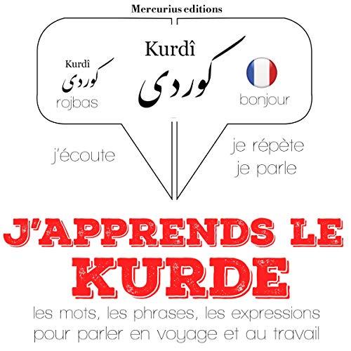 Couverture de J'apprends le kurde