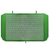 FGIY Accesorios para Motocicletas Protector De Portada De La Rejilla Radiadora/Ajuste para - Kawasaki Z800 Z800E ABS / 2013-2017 Guardia Radiadora, Radiador De Motocicletas Grille (Color : Green)