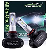 ZX1 Seoul 9005 HB3 H10 9145 8000LM High Beam Headlight Conversion Kit, Fog Driving Light, for Replacing...
