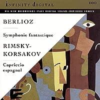 Symphonies Fantasique / Capriccio Espagnol