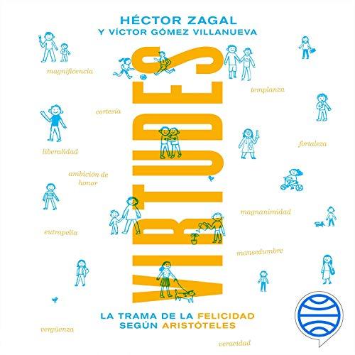 Diseño de la portada del título Virtudes