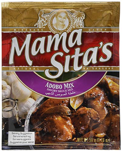 Mamasita Gewürzmischung Adobo Sauce Sita's, 12er Pack (12 x 50 g)