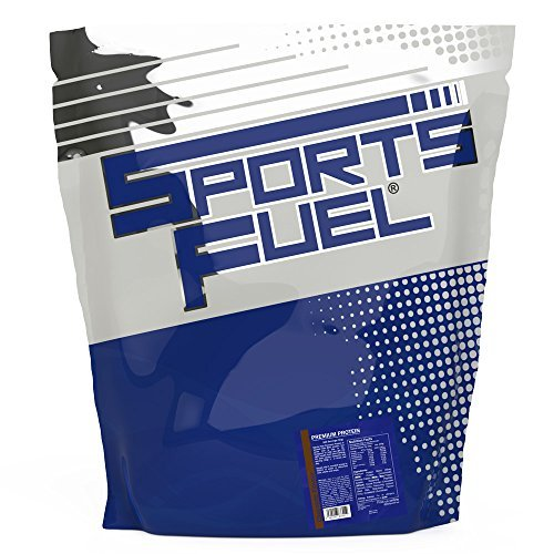 My Sports Fuel 5 kg Chocolate Premium Protein Whey Powder Shake