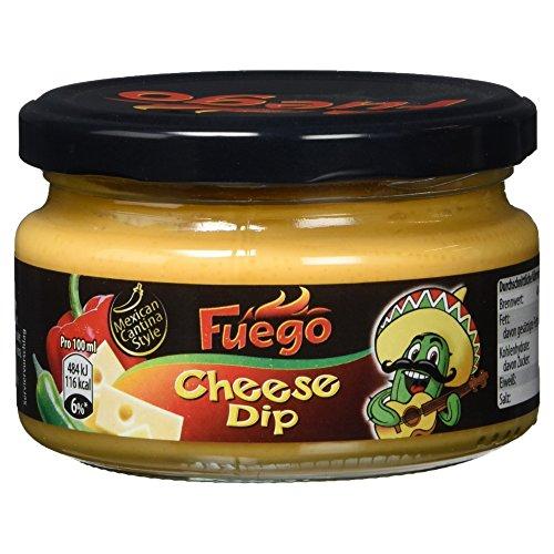 Fuego Cheese Dip, 200 ml