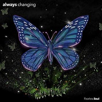 Always Changing (feat. Rachael Schroeder)