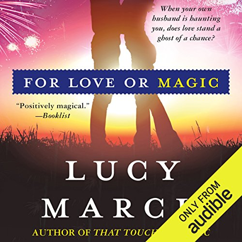 For Love or Magic audiobook cover art