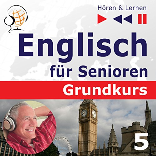 Englisch für Senioren - Auf Reisen. Grundkurs 5 Titelbild