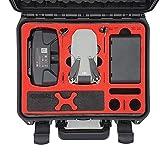 MC-CASES - Mallette pour DJI Mavic Mini et Accessoires. Édition Explorateur pour Le Fly More Combo. Elle est fabriquée en Allemagne