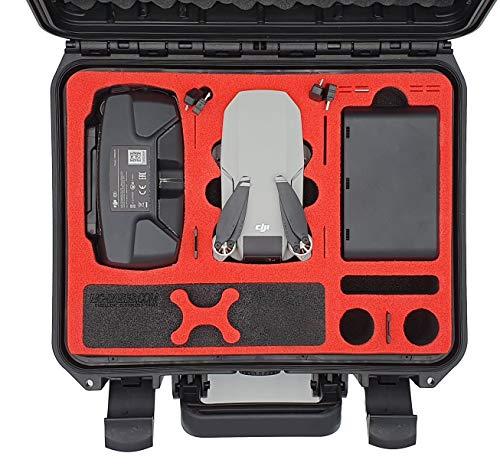 mc-cases® Estuche para dji Mavic Mini y Accesorios - Edición Explorer para el Fly More Combo