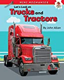 Let's Look at Trucks and Tractors (Mini Mechanics) (English Edition)