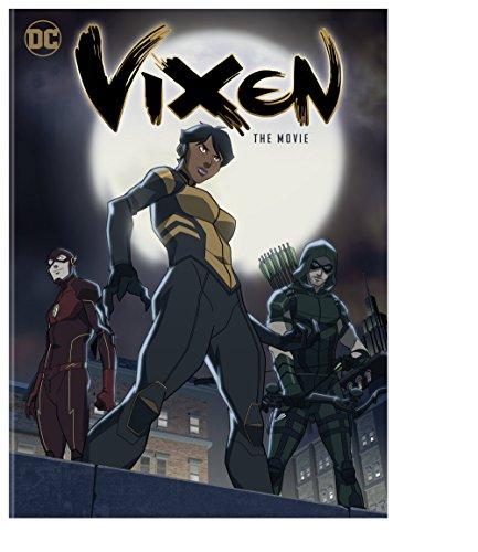 Vixen.The Movie [DVD-Audio]