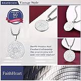 Zoom IMG-1 faithheart talismano dei sette arcangeli