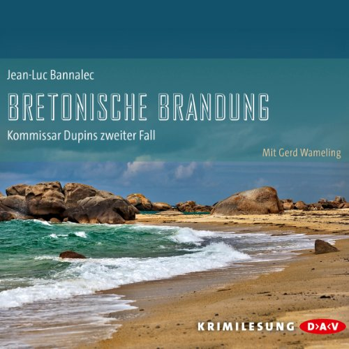 Bretonische Brandung audiobook cover art