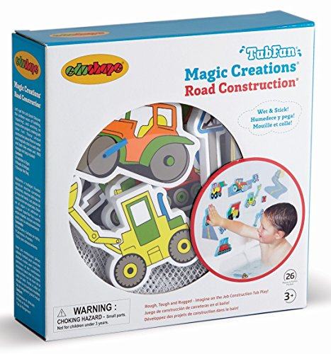 CREATION Edushape MAGIC 547016 - CONSTRUCTION - BOX