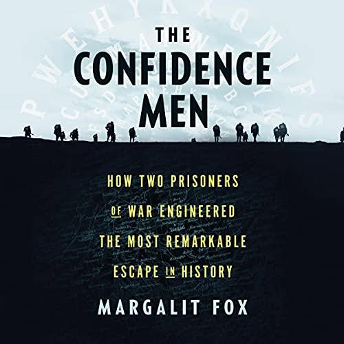 『The Confidence Men』のカバーアート