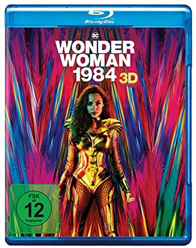 Produktbild von Wonder Woman 1984 (+ Blu-ray 2D)