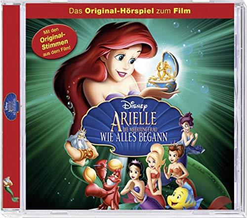 Arielle die Meerjungfrau 3 - Wie Alles Begann - Das Original - Hörspiel zum Film