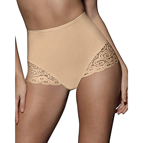 Bali Women's Shapewear Brief with Lace Firm...
