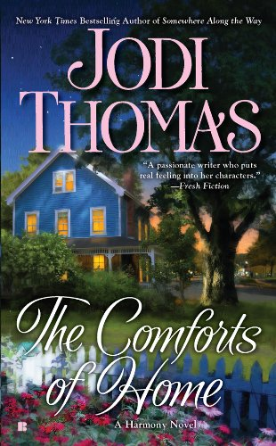 The Comforts of Home (Harmony Series Book 3)