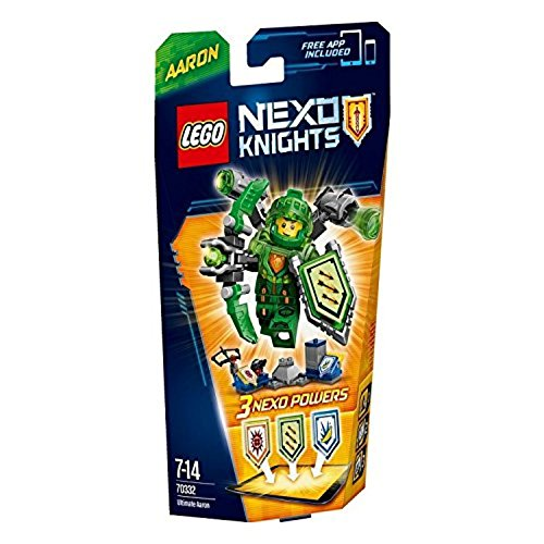 LEGO 70332 - Nexo Knights Ultimate Aaron