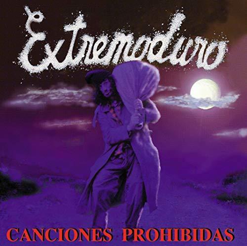 POSTER CANCIONES PROHIBIDAS EXTREMO. 74x75cm