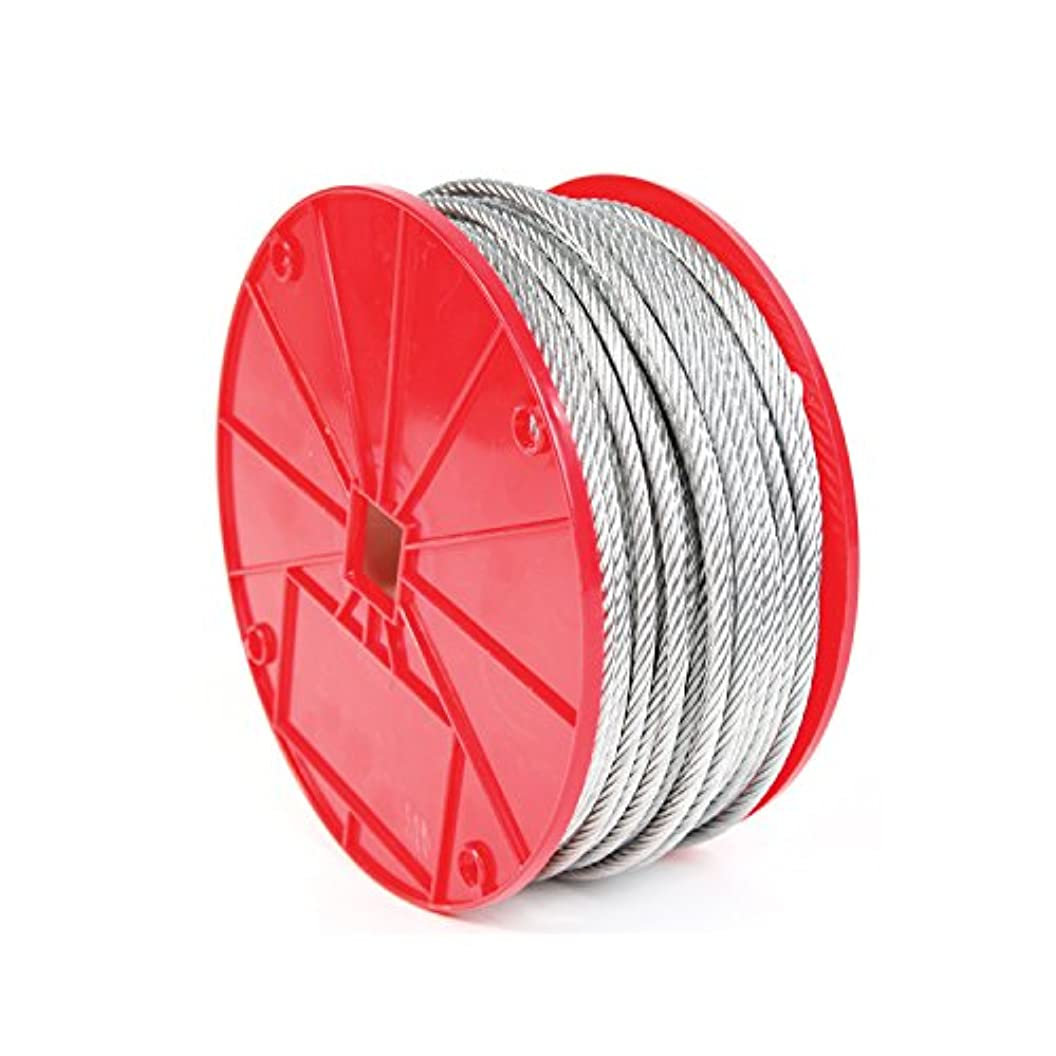 Koch Industries 003252 7 x 19 Galvanized Cable, 5/16-Inch by 250-Feet inhyizctjnb18