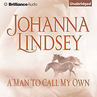 A Man to Call My Own audiobook cover art