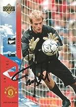 Roy Carroll 2003 Upper Deck Manchester United Autograph #59
