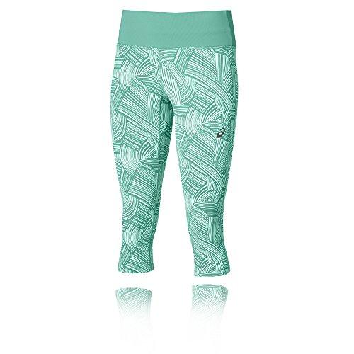 Asics FuseX Women's Graphic Knee Strumpfhosen - X Small