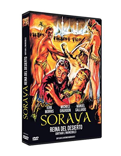 Soraya, Reina del Desierto DVD 1964 Anthar l'invincibile