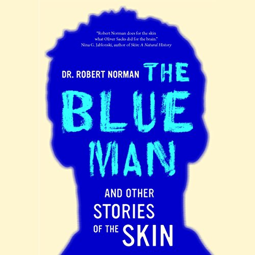 The Blue Man audiobook cover art