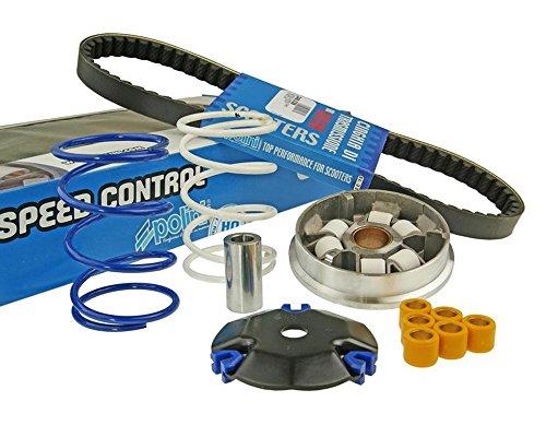 POLINI SPEED Control ECO KIT Variomatik kompatibel für Peugeot Speedake, Speedfight 1, 2, 3, 307 WRC LC