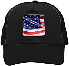 BTSSY july-16674 Hat Adjustable Denim Hat Classic Baseball Cap Mesh Hats