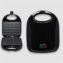 YLiansong-kitchen Machines à Cupcakes Plaques électriques carrées de revêtement antiadhésif de la Machine 750W de Fer de F...