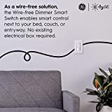 Photo #3: GE Wire-Free Smart Dimmer Switch With Color Control Bluetooth LED Light Bulbs