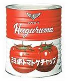 ハグルマ ケチャップ 赤缶 1号 3.3Kg