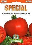 Semillas de hortalizas híbridas y selecciones especiales para uso no profesional, sobres termosellados (80 variedades)