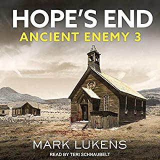 Hope's End audiobook cover art